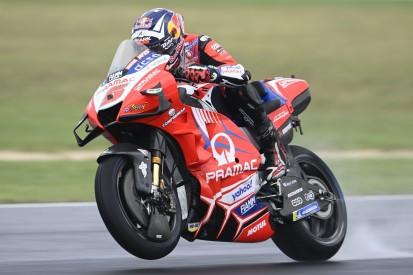 MotoGP Misano 2: Zarco mit klarer Bestzeit im Regen - Quartararo 18.