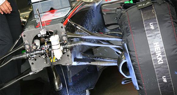 McLaren: 'Motor haritalama değişiklikleri bizi etkilemez'