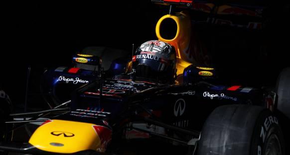 Barselona testlerinin ilk gününde en hızlı Vettel