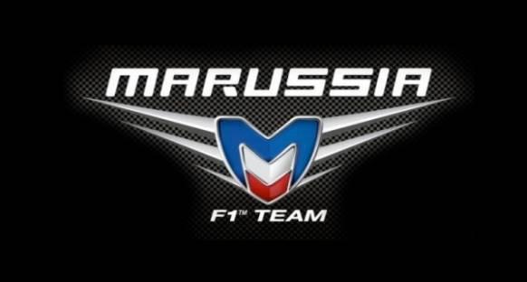 Marussia yeni logosunu tanıttı