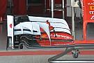 Ferrari toont nieuwe voorvleugel voor Russische Grand Prix