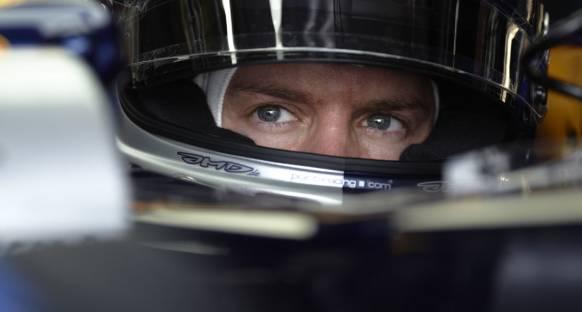 Vettel Senna'nın 91'deki yarışını hatırlattı