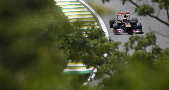 Alguersuari 'kaotik' bir yarış bekliyor