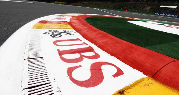 Belçika GP'nin zararı 5.5 milyon Euro