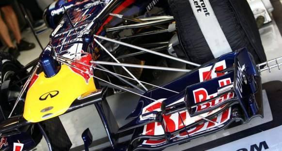 Abu Dhabi Testleri: Red Bull Aero Tırmık