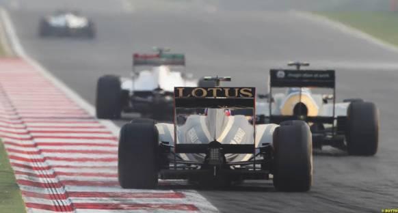 Petrov: Düzlük hızımız yetersizdi
