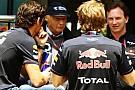 Red Bull Webber lehine takım emri kullanabilir