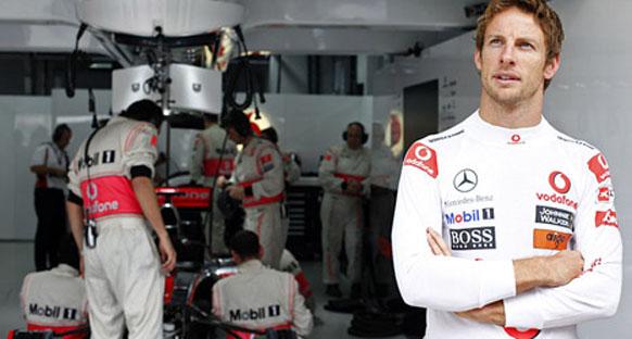 Button: Buddh McLaren'a uygun bir pist
