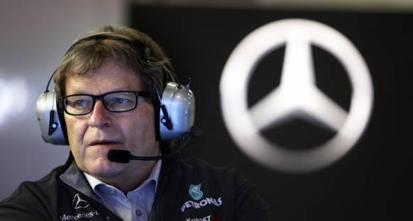 Mercedes istikrarlı bir şekilde zirveye çıkacak