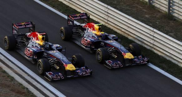 Red Bull şampiyonluğunu ilan etti