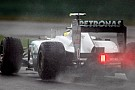 Rosberg pit çıkışı tasarımında değişiklik istedi