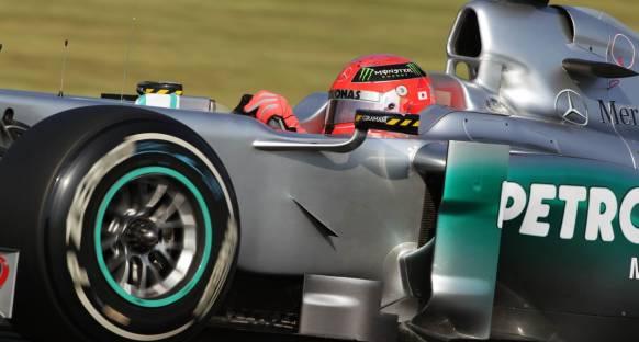 Schumacher ceza aldı