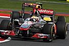 McLaren Hamilton'ın agresif tarzından memnun