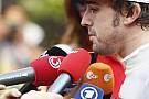Alonso podyum mücadelesini hedefliyor