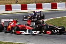 Massa sıcaklığın Ferrari'ye kazandırmasını umuyor