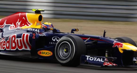 Webber: Düzlüklerde hıza, virajlarda downforce'a ihtiyaç var