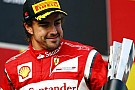 Alonso: Schumacher'e karşı yarışmak ayrıcalıktı