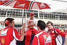 Massa Ferrari'den sezonu bırakmamasını istedi