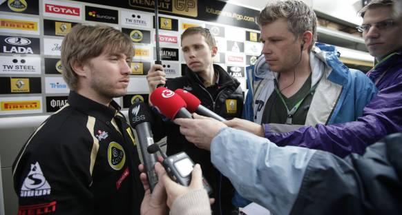 Renault: Heidfeld beklediğimiz liderliği gösteremedi