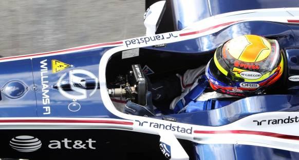 Maldonado yarışta da iyi bir sonuç bekliyor