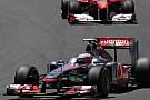 McLaren çifti performans artırıcı güncelleme istiyor