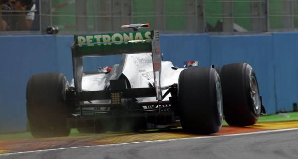 Schumacher: Bundan iyisi olamazdı