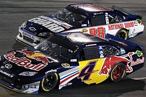 NASCAR Son dakika F1'in yeni devi Red Bull NASCAR'da başarısız oldu