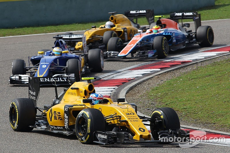 """Renault: """"Staan open voor nieuwe motorregels"""""""