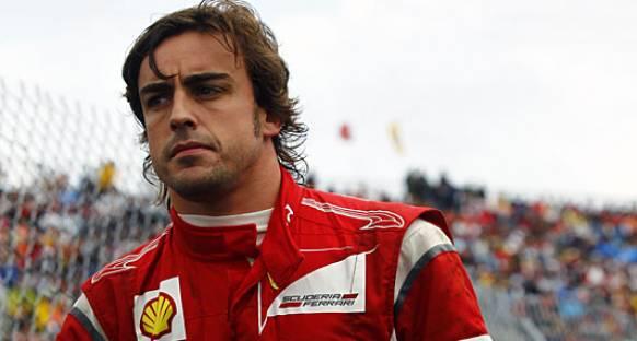 Alonso şampiyonluk savaşında pes etmiyor