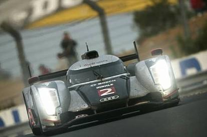 Efsanevi Le Mans 24 saatte kazanan Audi oldu