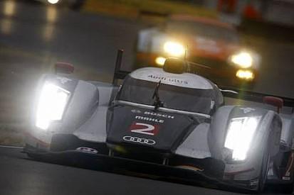 Le Mans 24 saatte Audi polde