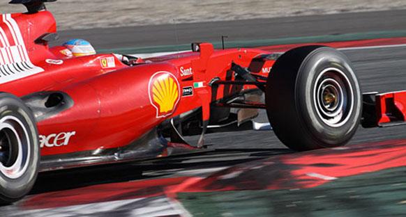 Alonso: 'Aşırı Aerodinami de kaza faktörü'