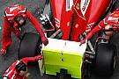 Ferrari'nin arka kanadı illegal bulundu
