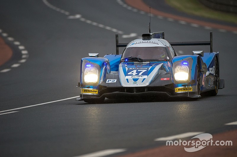 Howson, Bradley return to defend Le Mans LMP2 title