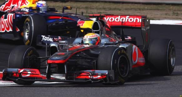 McLaren küçük güncellemelere odaklandı