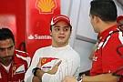 Massa: Yarış hızı yeterli değil