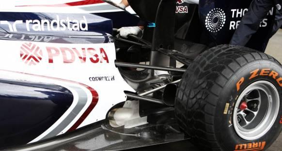 Williams yeni egzoz sistemini deneyecek