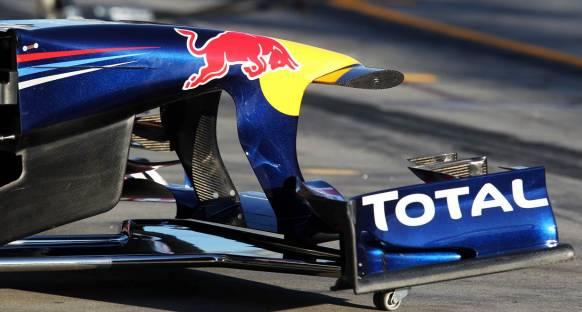 Ferrari kendi esnek kanadı üzerinde çalışıyor