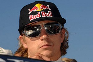 NASCAR Son dakika Raikkonen: NASCAR kariyerime Busch ile başlamak harika