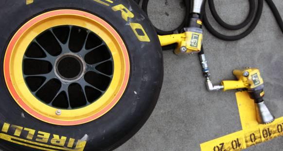 Pirelli İşaretlerinde Ayarlama Düşünüyor