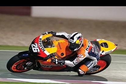 MotoGP Katar testleri - İlk gecenin lideri Pedrosa