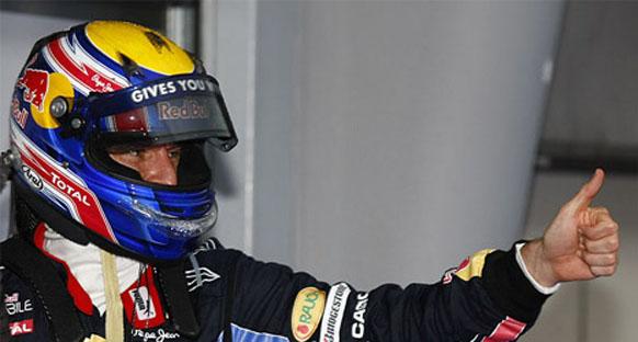 Webber: Ferrari'yi göz ardı edemeyiz