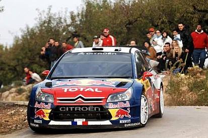 Loeb, Meksika Rallisini bir kez daha kazandı