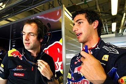 STR pilotları Ricciardo'dan rahatsız değiller