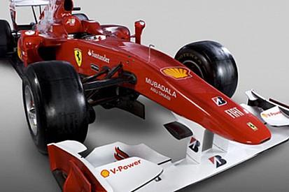 Ferrari 2011 aracının adını bir kez daha değiştirdi