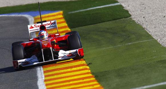 Alonso: 2011 lastikleri büyük takımlara zarar verecek