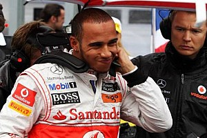 NASCAR Son dakika Hamilton, NASCAR aracı sürecek