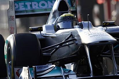 Barcelona testleri 3. gün - Günün lideri Rosberg