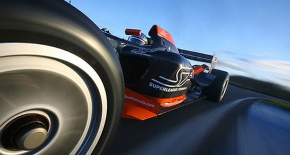 Robin Webb: 'F1'e En İyi Alternatif Superleague Formula'
