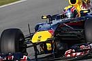 Webber: Schumi'nin hızı küçük bir gösteriydi
